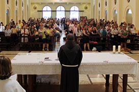 Na Missa Ecológica, Frei Djalmo pede compromisso com o mundo
