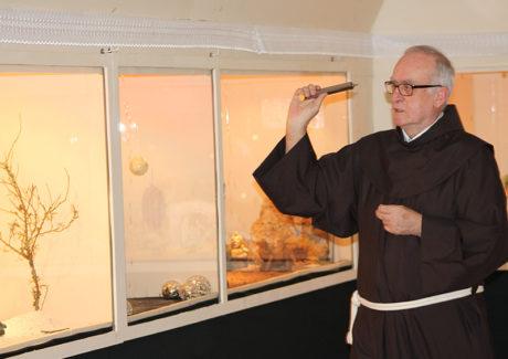 Inaugurada a 23ª Exposição Franciscana de Presépios