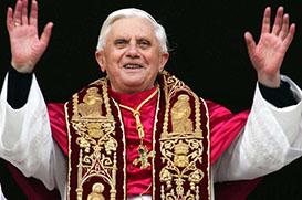 Bento XVI anuncia renúncia