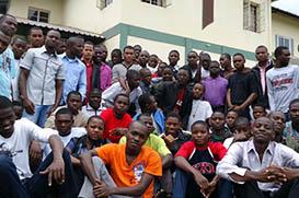 Seminário de Angola está de casa cheia