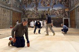 Conclave começa nesta terça-feira