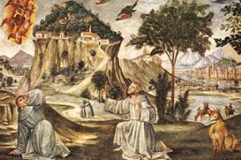 Alverne: 800 anos da doação do monte a São Francisco de Assis