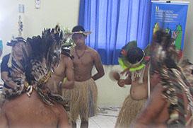 O clamor dos povos indígenas marca o 2º dia do congresso