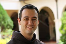 Frei Rodrigo será ordenado presbítero no dia 20