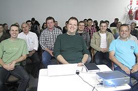 Comunicação faz o 1º encontro regional em Pato Branco