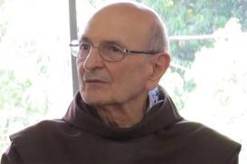 Frei Clarêncio fala de 'Frei Bruno, tudo para todos'