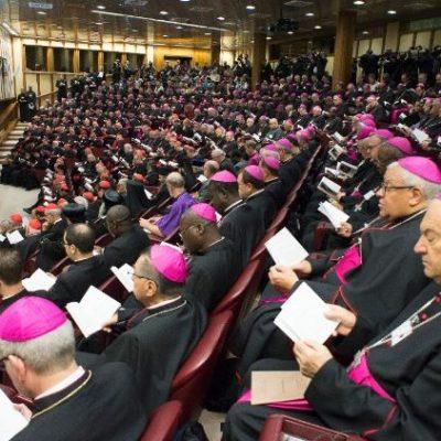 """Papa Francisco: """"Sínodo não é um parlamento"""""""