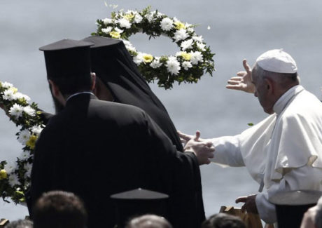 Papa aos refugiados: Não percam a esperança