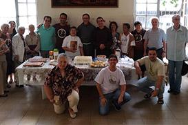 Fraternidade São Sebastião comemora 157 anos com festa