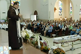 Missa de Exéquias: A última ponte de Frei Nelson Rabelo