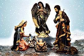 Venha conferir a 28ª Exposição Franciscana de Presépios
