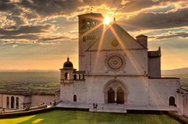 Hoje, dedicação da Basílica de São Francisco