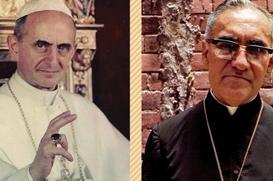 Papa Paulo VI e Dom Romero serão proclamados santos