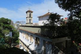 Frei Clarêncio lança livro sobre Mosteiro da Gávea