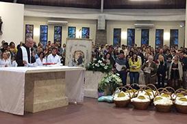 Santo Antônio é celebrado em Balneário Camboriú