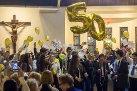 Celebração marca o cinquentenário da Paróquia Santa Inês