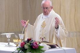 As boas notícias não são sedutoras, diz o Papa Francisco