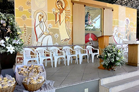 Devoção e homenagens a Santo Antônio no Convento da Penha