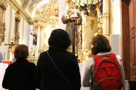 """""""A fé sem solidariedade é uma fé sem Cristo"""""""