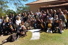 Família Franciscana Centro-Oeste paulista realiza seu 1º Encontro