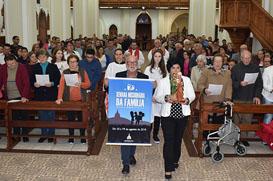 Semana Missionária da Família em Santo Amaro