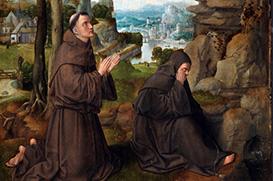 Sensibilidade e ternura na carta de Francisco a Frei Leão