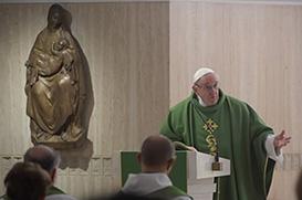 Papa: quem confirma a vocação do bispo é o povo
