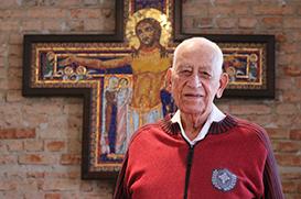 """Frei Cássio: """"A melhor escolha que alguém pode fazer na vida é ser Franciscano"""""""