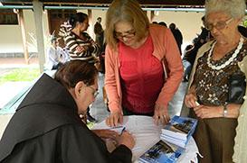 Seminário Frei Galvão faz festa para o Padroeiro