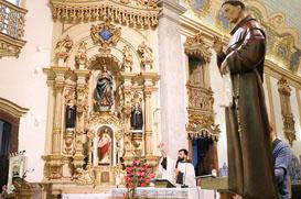 Frei Galvão: um franciscano que viveu pelo povo e pela vida