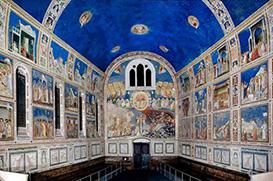 Os afrescos de Giotto di Bondone na Basílica de São Francisco
