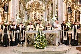 Obediências franciscanas celebram São Francisco