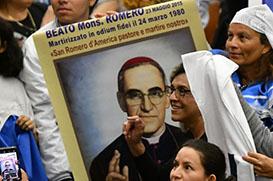 Santo Oscar Romero, exemplo e estímulo para a América Latina