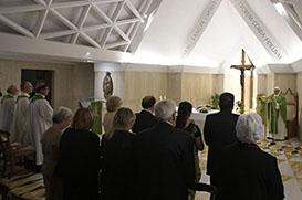 O Espírito Santo é o fermento dos cristãos para a redenção