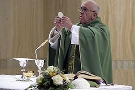 """Papa: """"A oração não é como uma varinha mágica"""""""