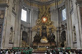 Papa convida a renovar profissão de fé em Jesus Cristo