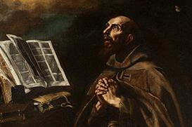Franciscanos celebram São Pedro de Alcântara
