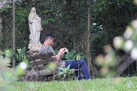 Retiro marcado pela espiritualidade franciscana