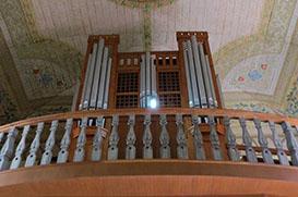 Paróquia do Sagrado faz campanha para restauro do órgão