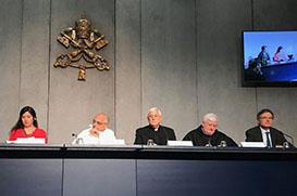 Pe. Arturo Sosa: ser povo de Deus e comunidade