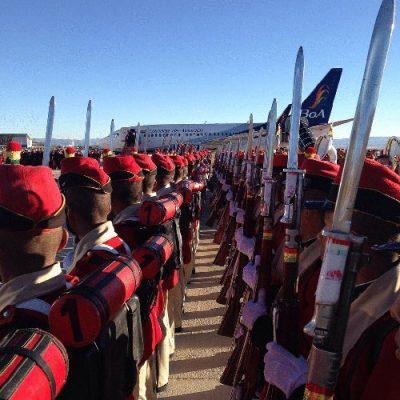 Papa chega à Bolívia e defende 'cultura da memória'