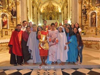 Via-Sacra da Juventude chega à segunda edição