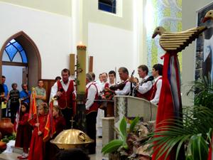 Santo Amaro dá a largada para a Festa do Divino Espírito Santo