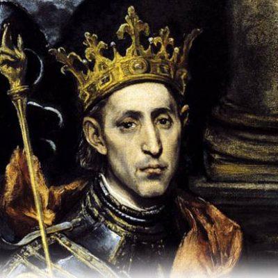 25 de agosto:  São Luís de França e os Franciscanos