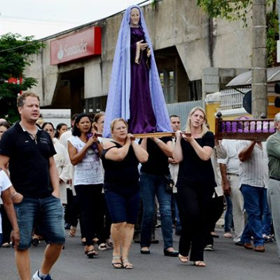 Semana Santa na Paróquia São Paulo Apóstolo – Agudos