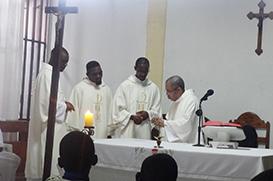 Angola: Diáconos fazem profissão de fé e juramento de fidelidade