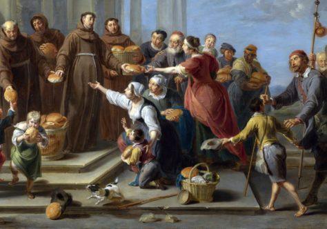 Santo Antônio, vem em socorro do teu povo aflito!