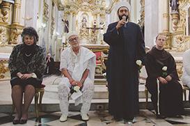 Em São Paulo: Ato inter-religioso em prol da paz