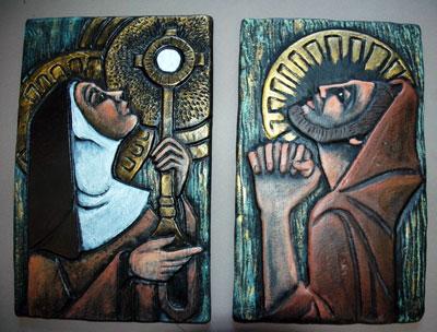 Seguimento de Cristo à maneira de Clara