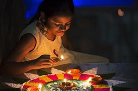 Mensagem por ocasião do ano novo hindu